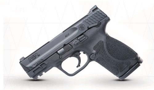 Smith and Wesson M&P40 M2.0 CPCT 40SW 3.6″ SFTY