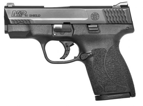 Smith and Wesson M&P45 SHIELD 45ACP 3.3″ 7+1 NS
