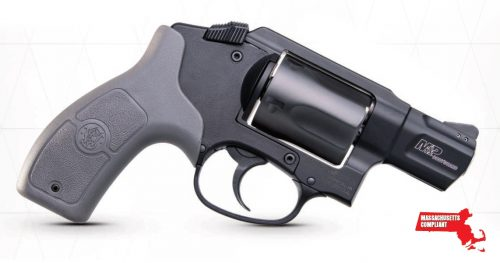 Smith and Wesson BODYGUARD 38SPC 1.9″ BLK FS MA