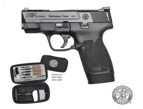Smith and Wesson M&P45 SHIELD M2.0 45ACP NS 7+1