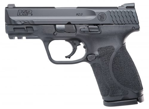 Smith and Wesson M&P9 M2.0 CMPCT 9MM 3.6″ MA