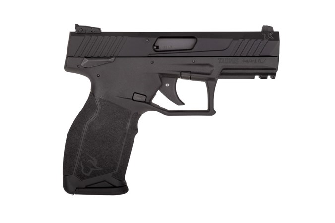 TATX22B TX22 22LR BLK/BLK 4″ 16+1 SFTY