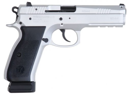 TriStar Sporting Arms S-120 9MM 4.7″ CHROME 17+1