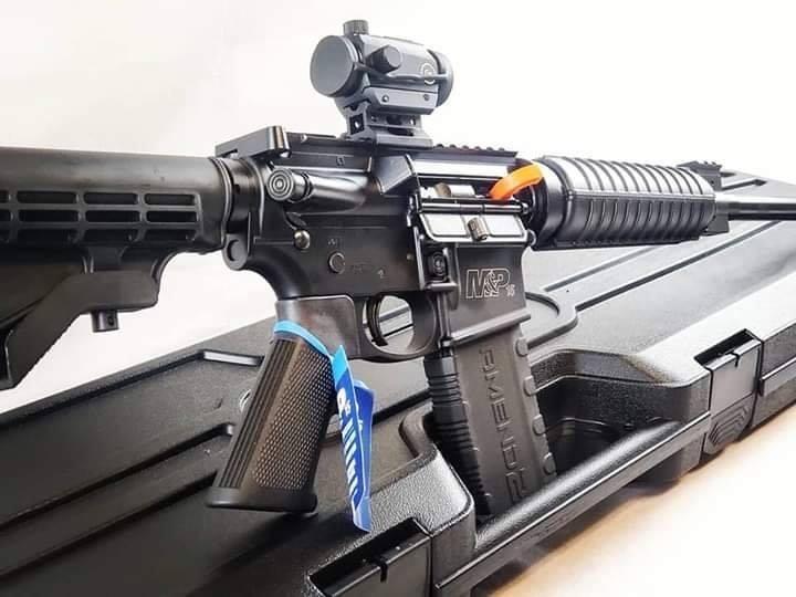 S&W MP-15 Sport RIFLE KIT