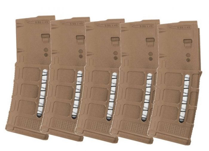 Magpul ™ Gen M3 (30) rd Window PMAG – Flat Dark Earth – 5