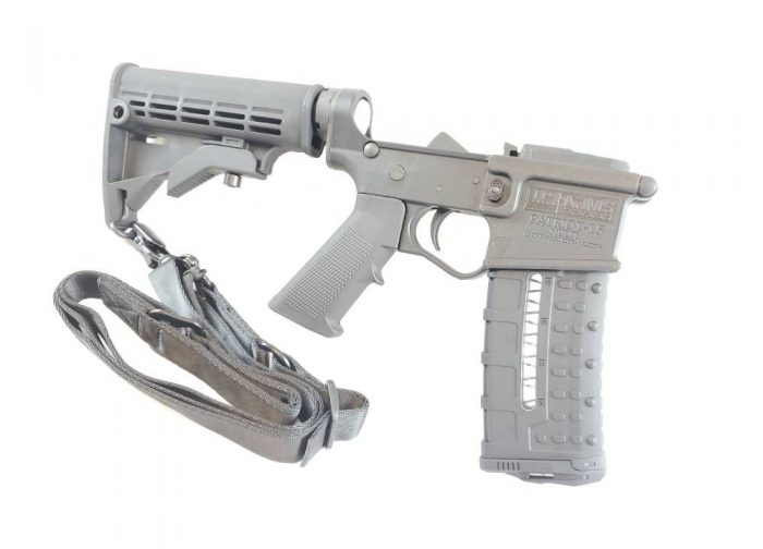 U.S. Arms Patriot-15 Complete Lower Receiver AR-15 Style