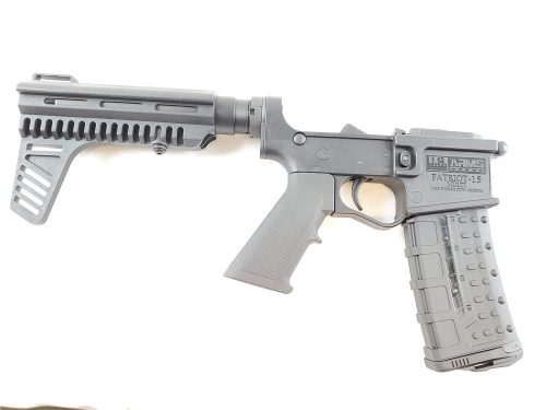 U.S. Arms Patriot-15 Complete Lower Receiver AR-15 Style NO CC FEES!