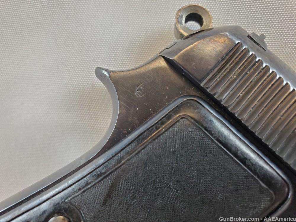 Beretta Model 1934 9mm Made in 1942 Italian Army