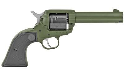 Ruger Wrangler .22LR Single Action 6RD Limited OD Green!