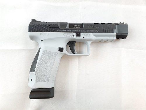 Canik TP9SFX Black/White Throwback NO CC FEES!