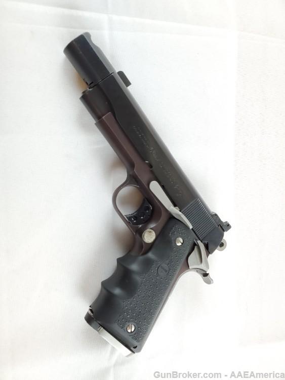 Caspian Arms/Colt Combat Commander .45 ACP Competition Pistol