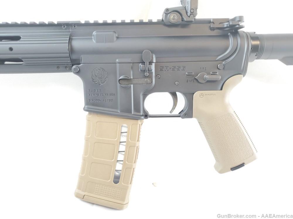 Ruger SR-556 5.56 NATO Piston Operated AR-15! NO CC FEE!