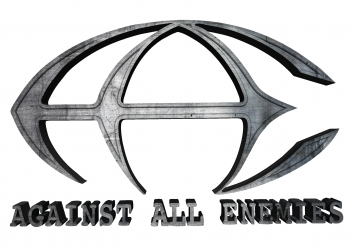 Against All Enemies – Guns, Rifles, Pistols, AR15s | Lake Havasu City Logo