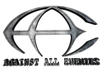 Against All Enemies – Guns, Rifles, Pistols, AR15s | Lake Havasu City Logo