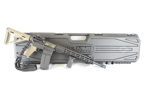Private: U.S. Arms Patriot-15 5.56 Range Ready Rifle Package NO CC FEES!