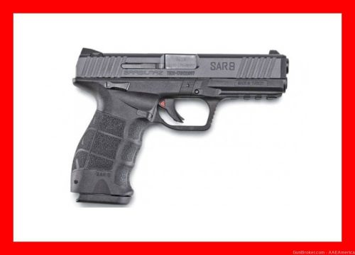 Private: SAR Arms SAR9 9mm