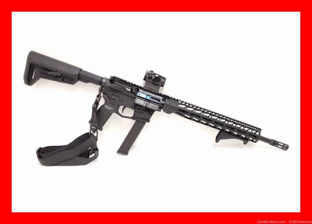 Private: White Lable Armory WLA9 9mm Rifle Package