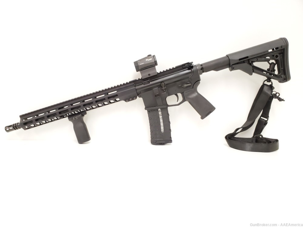Private: White Lable Armory WLA15A 5.56 Rifle Package