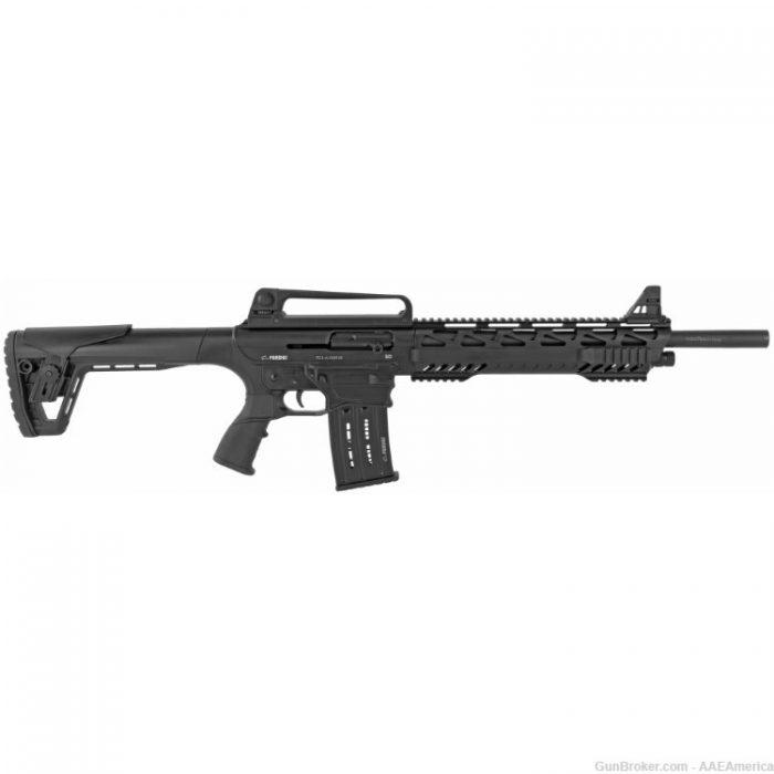 Private: I.O. Inc Pardus SD 12 Gauge – AR12