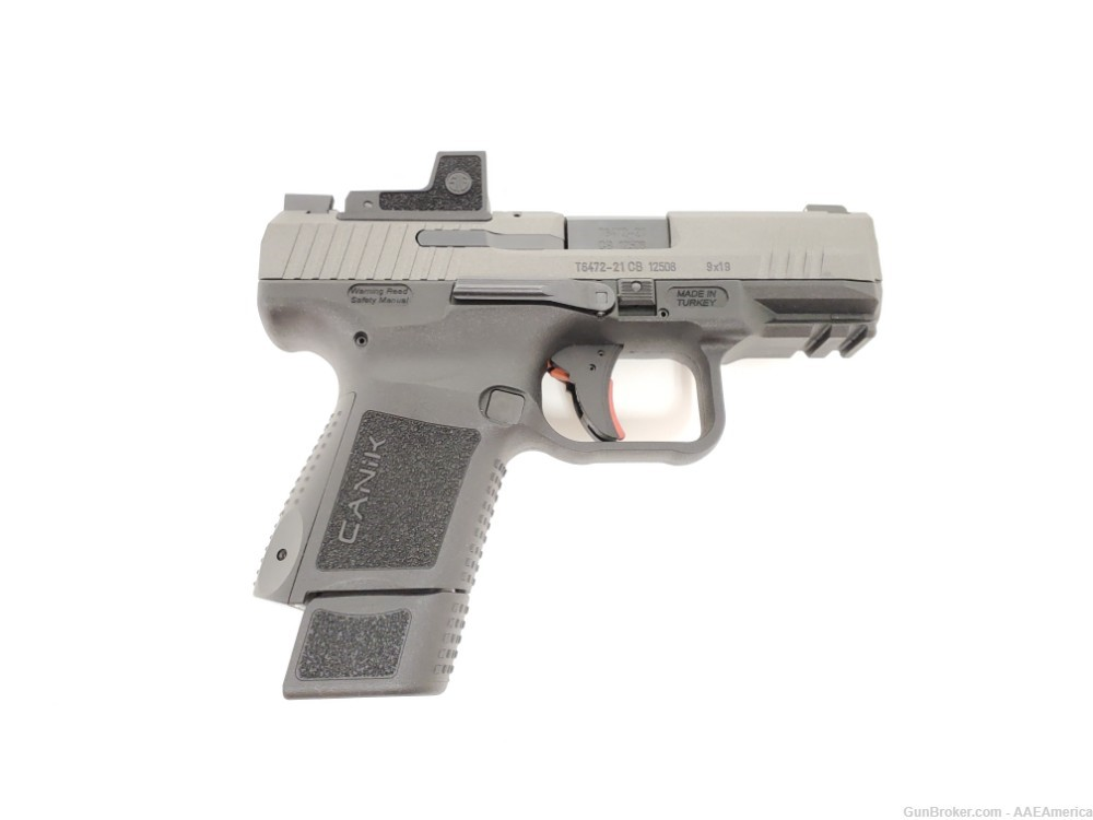 Private: Canik TP9 Elite SC 9MM Sub Compact 3.5″ With Romeo Zero Red Dot