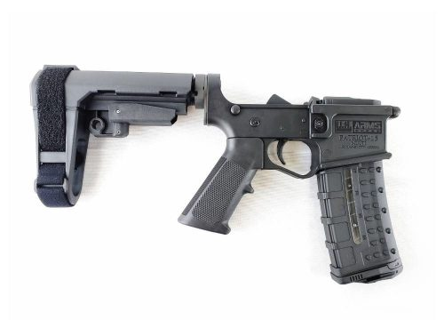 Private: U.S. Arms Patriot-15 Complete Polymer Lower Receiver AR-15 NO CC FEES!
