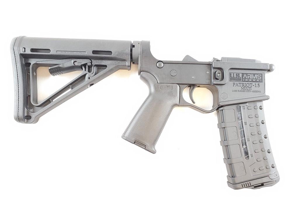 Private: U.S. Arms Patriot-15 Complete Polymer Lower Receiver AR-15 NO CC FEES!