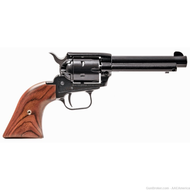 Private: Heritage Rough Rider .22LR 4.75″ Cocobolo Grips