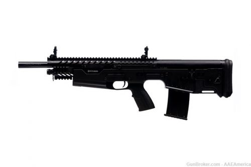 Private: Century Arms Centurion BP-12 Bullpup 12 Gauge Shotgun