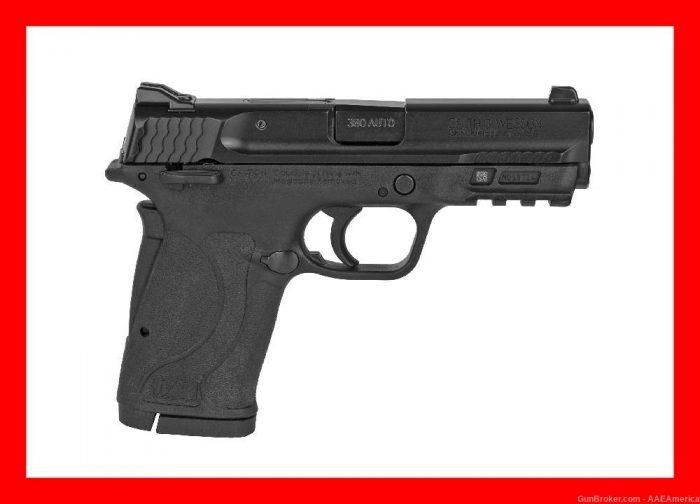 Private: Smith & Wesson Shield EZ .380ACP