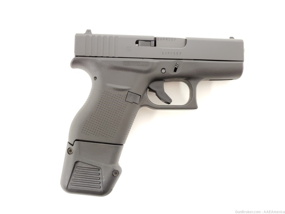 Private: Used Glock G43 9mm