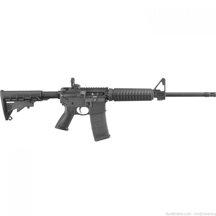 Private: Ruger AR-556 5.56