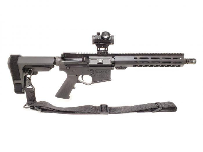 "US ARMS PATRIOT-15 RANGE READY PISTOL PACKAGE 10.5"" LAKE HAVASU CITY, AZ"